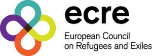 European Council on Refugees and Exiles - Image: ECRE logo