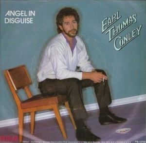 Angel in Disguise (Earl Thomas Conley song) - Image: ETC Angel In Disguise single cover
