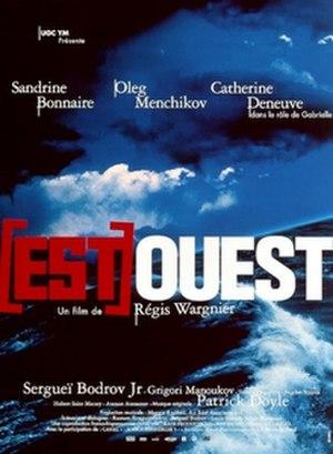 East/West - Image: East West 1999