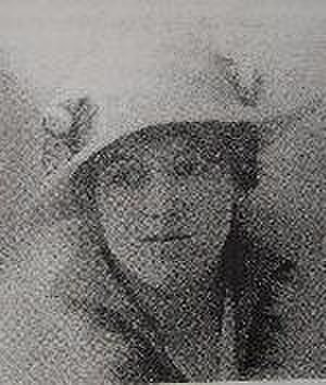 Edith Woodford-Grimes - Woodford-Grimes in 1917.