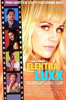 <i>Elektra Luxx</i> 2010 film by Sebastian Gutierrez