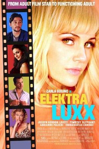 Elektra Luxx - Theatrical poster