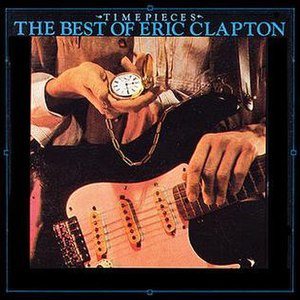 Timepieces: The Best of Eric Clapton - Image: Eric Clapton Time Pieces
