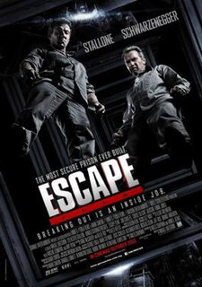 <i>Escape Plan</i> (film) 2013 action thriller film directed by Mikael Håfström