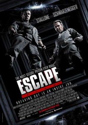 Escape Plan (film) - Image: Escapeplanfilmposter