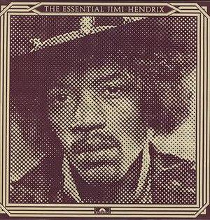 The Essential Jimi Hendrix - Image: Essential jimi uk