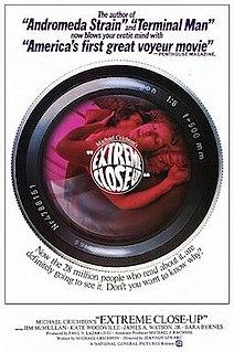 <i>Extreme Close-Up</i> (film) 1973 American film