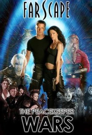 Farscape: The Peacekeeper Wars - Image: Farscape The Peacekeeper Wars poster