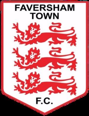 Faversham Town F.C. - Club badge