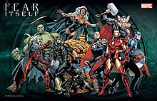 Fear Itself (comics) - Wikipedia