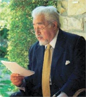 Felix Aprahamian - Felix Aprahamian in his late years