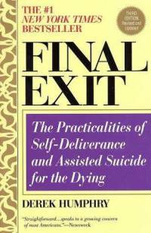 Final Exit - Image: Final Exit book cover