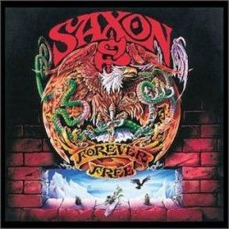 Forever Free (Saxon album) - Image: Foreverfreesaxon 2