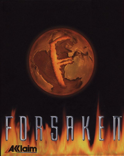 <i>Forsaken</i> (video game) 3D first-person shooter video game