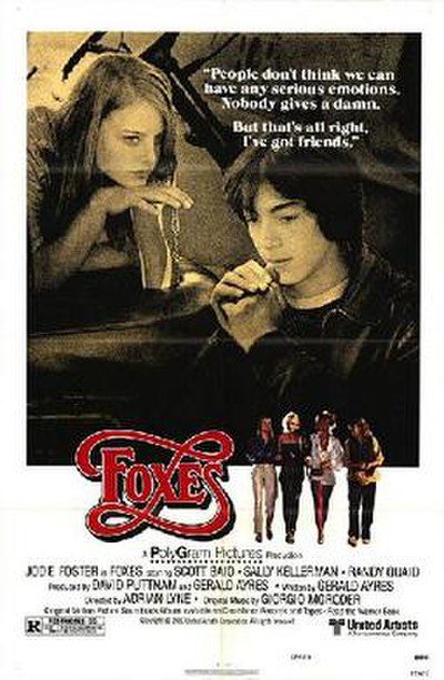 Picture of a movie: Foxes