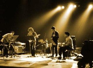 Fred Frith Guitar Quartet American contemporary classical and experimental music guitar quartet