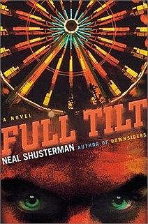<i>Full Tilt</i> (Shusterman novel) book by Neal Shusterman