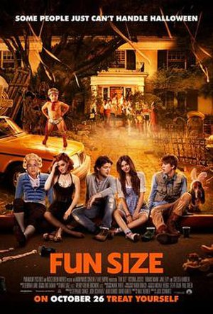 Fun Size - Theatrical release poster