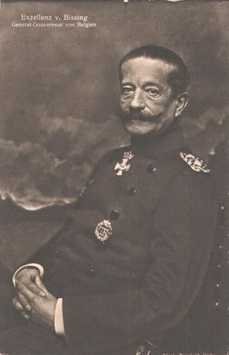 General of the Cavalry (Germany) - Moritz von Bissing, appointed General of the Cavalry in 1902