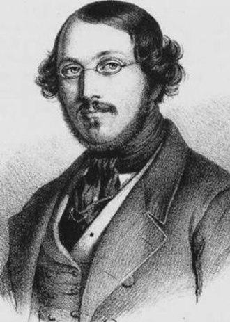 Georg Carstensen - Georg Carstensen, 1845