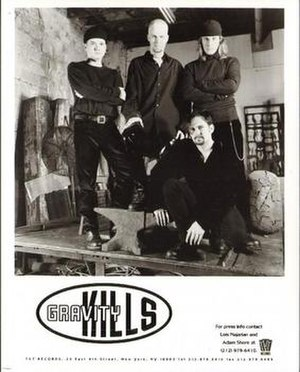 Gravity Kills - Gravity Kills, 1995