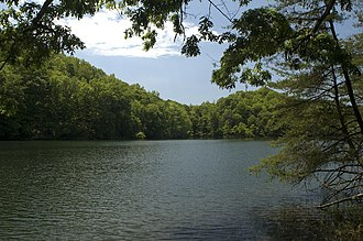 Greenbo Lake State Resort Park - Image: Greenbo Lake
