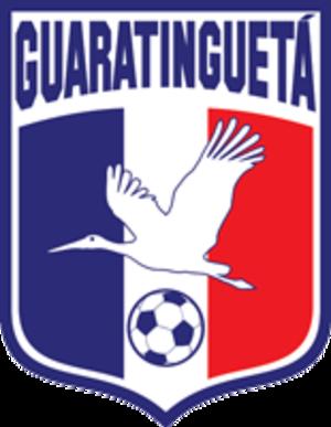 Guaratinguetá Futebol - Image: Guaratinguetá Futebol Logo