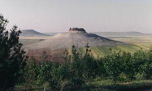 Shmemis - A full view of Shmemis (spring 1995)