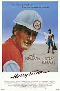 1984 film by Paul Newman
