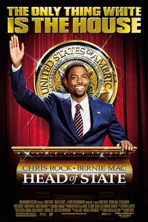 Head of State (film) - Theatrical Release Poster