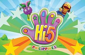 Hi-5 Philippines - Image: Hi 5 Philippines