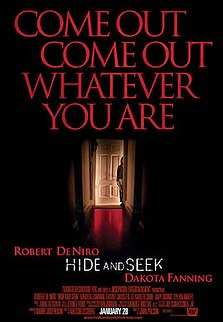 <i>Hide and Seek</i> (2005 film) 2005 American thriller film directed by John Polson