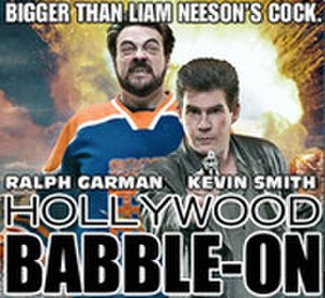 Hollywood Babble-On - Image: Hollywood Babble On Logo