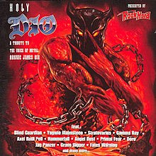 ... Ronnie James Dio. Holy Dio.jpg. Compilation album by Various Artists