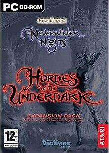 Neverwinter Nights: Hordes of the Underdark - Wikipedia