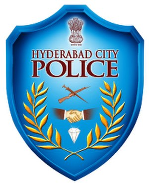 Hyderabad City Police - Image: Hyderabad Police Logo
