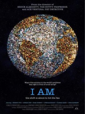 I Am (2010 American documentary film) - Image: I Am documentary 2011 Poster