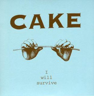 I Will Survive - Image: I will survive CAKE