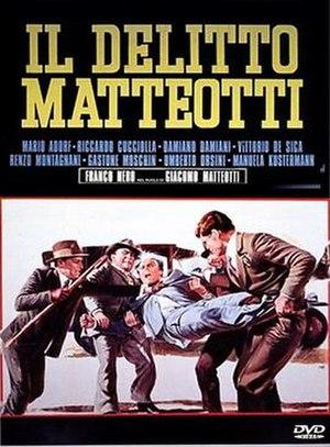 The Assassination of Matteotti - Image: Il delitto Matteotti