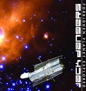 Forbidden Planet Explored - Image: Jack Dangers Forbidden Planet Explored CD Cover