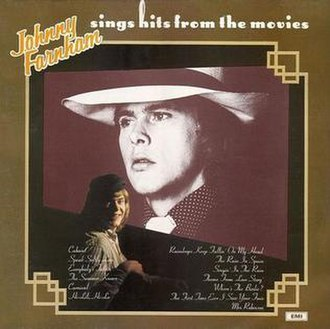 Johnny Farnham Sings Hits from the Movies - Image: Johnny Farnham Sings Hits from the Movies