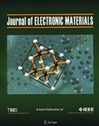 Journal of Electronic Materials - Image: Journal of Electronic Materials 2017 Cover