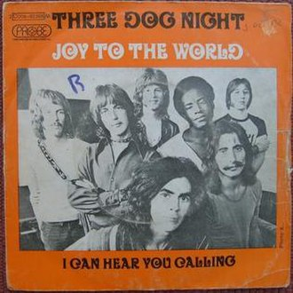 Joy to the World (Three Dog Night song) - Image: Joy to the World Three Dogs Night