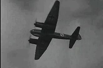 Archival image of a Junkers Ju 88 as shown in a screenshot from Malta Story Ju-88 Malta Story.jpg