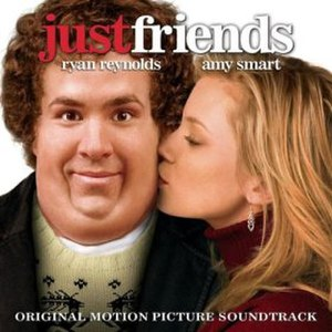 Just Friends (soundtrack) - Image: Just Friends Soundtrack
