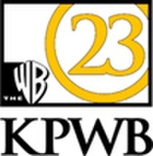 KCWI-TV - Older KPWB logo, used from 2001 to 2006.