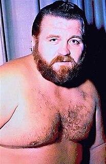 Klondike Bill Canadian professional wrestler