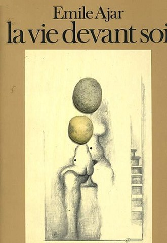 The Life Before Us - First edition (publ. Mercure de France)
