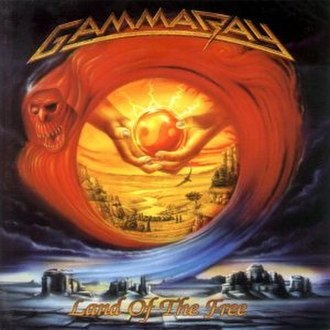 Land of the Free (Gamma Ray album) - Image: Land of the Free (album) cover