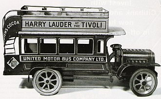 Harry Lauder - Image: Lauder toy